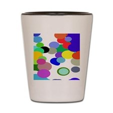 PollOck Colin Colors 78Trans Shot Glass