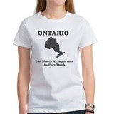 Ontario: Not Nearly As Import Tee