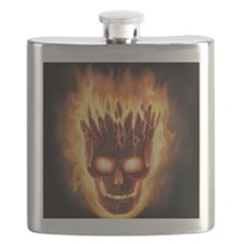 skull bonies head explodes for badges Flask