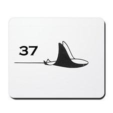Cool Catamaran Mousepad