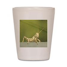 grasshopper 1 Shot Glass