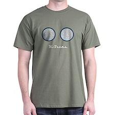 Headlights on Hi-Beams T-Shirt