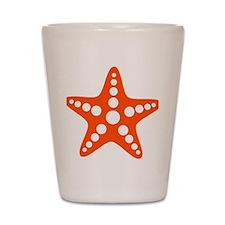 starfish Shot Glass