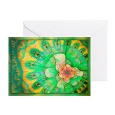 Abstract 771 Greeting Cards, Pk 10