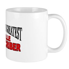 """The World's Greatest Braille Transcriber"" Mug"