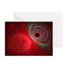 Abstract 760 Greeting Cards, Pk 20