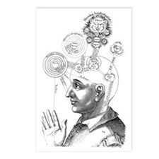 Robert Fludd Bewusstsein Postcards (Package of 8)