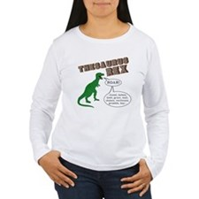Thesaurus Rex Long Sleeve T-Shirt