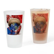 PanamaLogo Drinking Glass