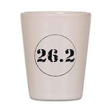 26_2cir Shot Glass