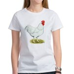 White Rooster Women's T-Shirt