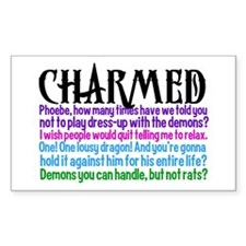 Charmed Quotes Decal