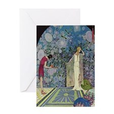 Proserpina Refused the Pomegranate Greeting Card