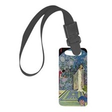 Proserpina Refused the Pomegrana Luggage Tag