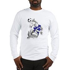Ipswich Football Horse Long Sleeve T-Shirt