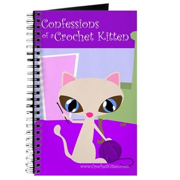 Crochet Journal : Crochet Journal > CrochetKitten Cafe : Fun and colorful CrochetKitten ...
