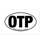 OTP Postcards (Package of 8)