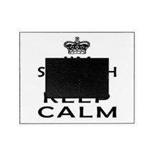 I Am Spanish I Can Not Keep Calm Picture Frame