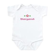 "Pink Daisy - ""Margaret"" Infant Bodysuit"
