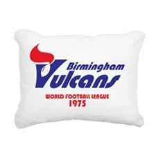 Birmingham Vulcans (on b Rectangular Canvas Pillow