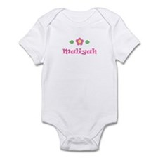 "Pink Daisy - ""Maliyah"" Infant Bodysuit"