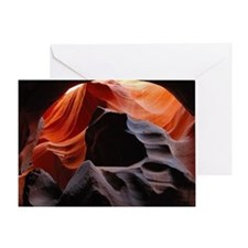 Canyon Greeting Card
