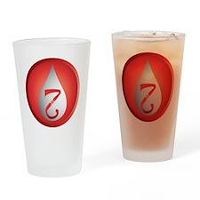 Mid Chirurgeon Drinking Glass