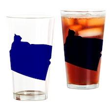 us_oregon Drinking Glass
