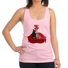 You_Had_Me_At_WoofZaz Racerback Tank Top