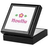 Pink Daisy - &quot;Noelle&quot; Keepsake Box