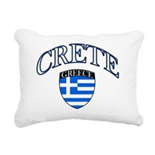 crete_t_shirt Rectangular Canvas Pillow