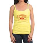 Catsup University T-Shirts Jr. Spaghetti Tank