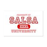Salsa University Mini Poster Print