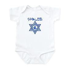 SHALOM Infant Bodysuit