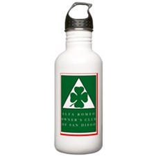 CLUB LOGO Color 2006 w Water Bottle