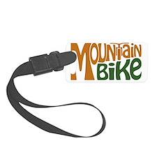 Mountain Bike Small Luggage Tag