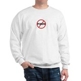 NO PUKING Sweatshirt