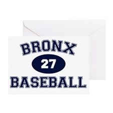 BronxBaseball27 Greeting Card