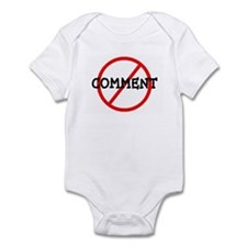 NO COMMENT Infant Bodysuit