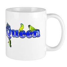 conure queen high rez Coffee Mug