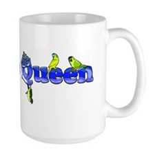 conure queen high rez Mug