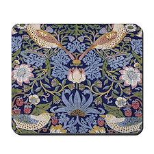 William Morris Strawberry Thief Mousepad