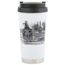 wedderburn sticker Ceramic Travel Mug