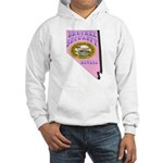 Nevada Brothel Security Hooded Sweatshirt