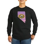 Nevada Brothel Security Long Sleeve Dark T-Shirt