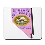 Nevada Brothel Security Mousepad