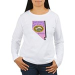 Nevada Brothel Security Women's Long Sleeve T-Shir