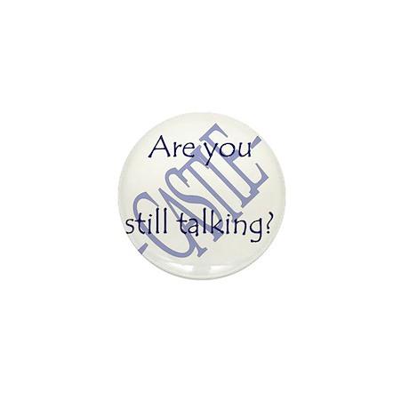 stilltalking_11x11_png Mini Button
