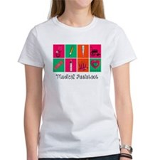 Medical Assistant Pop Art 2 T-Shirt