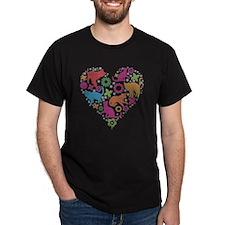 HEART OF CATS T-Shirt